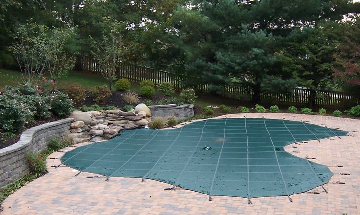 Pool and spa covers classic pool and spa for Swimming pool treatment options